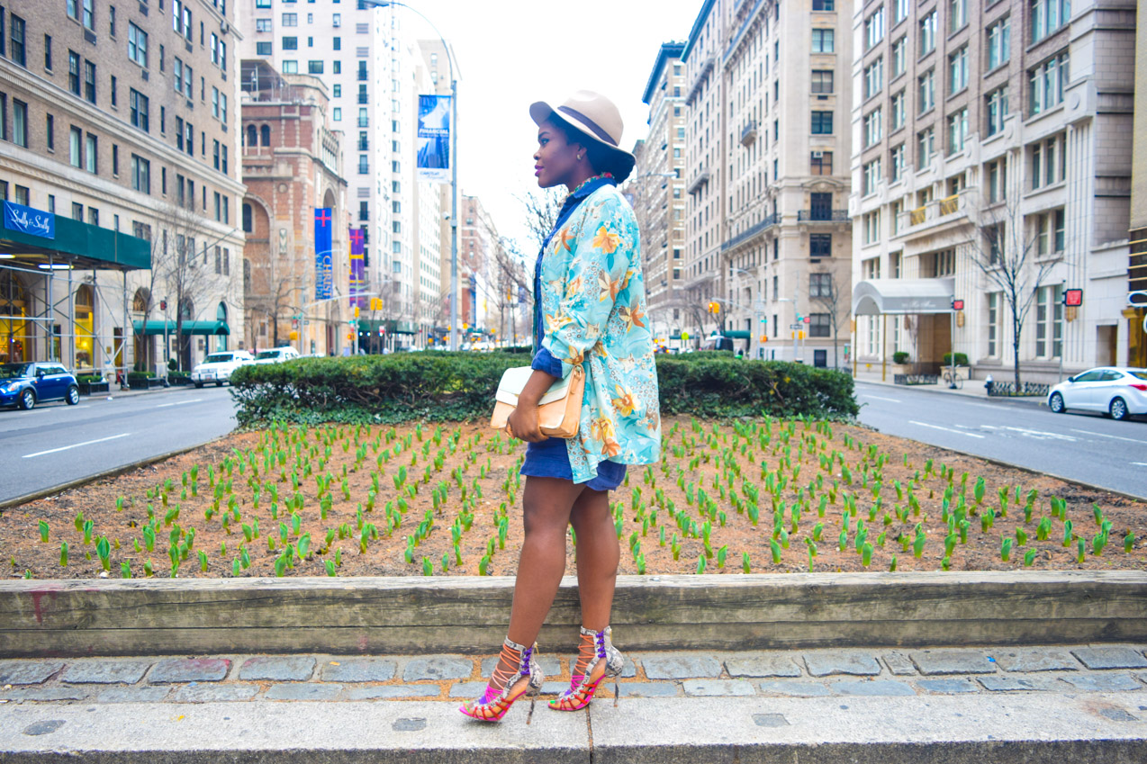 Befitting Style Shirtdress with Oversize Button Down 6