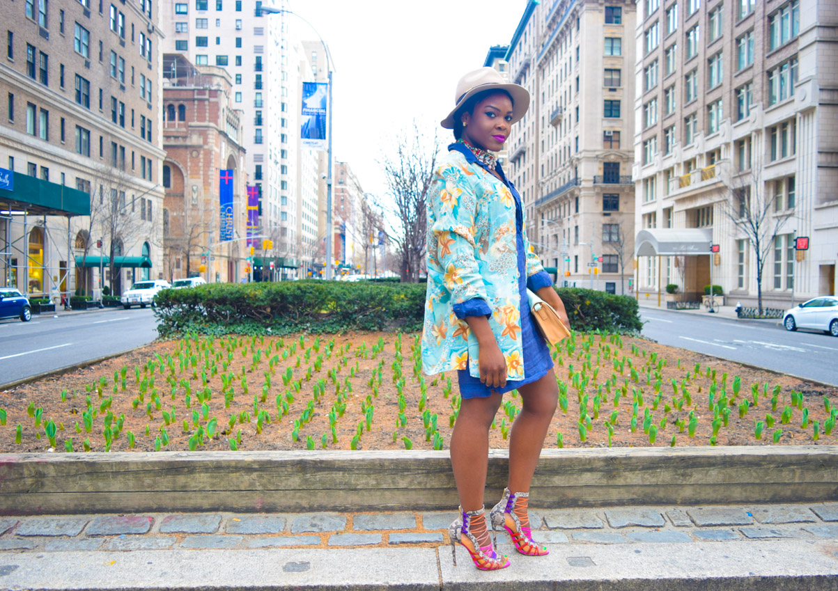 Befitting Style Shirtdress with Oversize Button Down 7