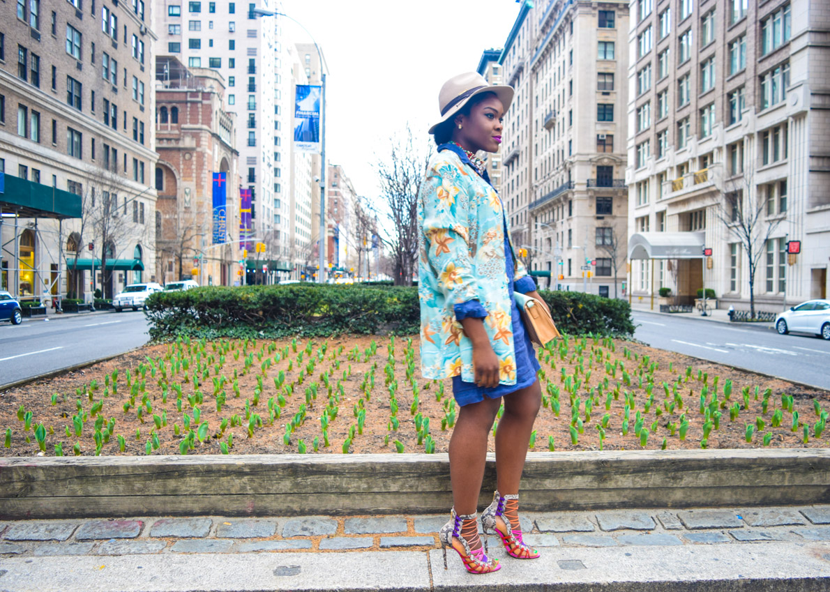 Befitting Style Shirtdress with Oversize Button Down 8