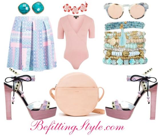 Befitting Style Fab Friday Pastels 2