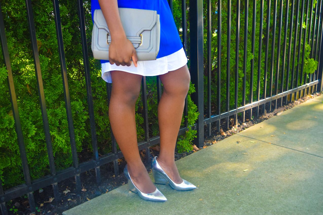 Befitting Style Oyinkan Wearing Turban + Shirtdress 19