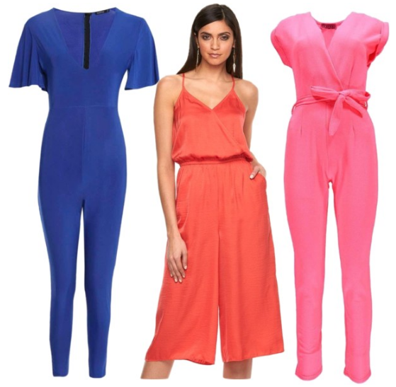 Befitting Style Solid Color Jumpsuits Under 45