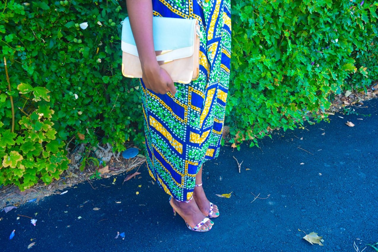 Befitting Style Oyinkan Wearing Ankara Dress NYFW Day 1 28