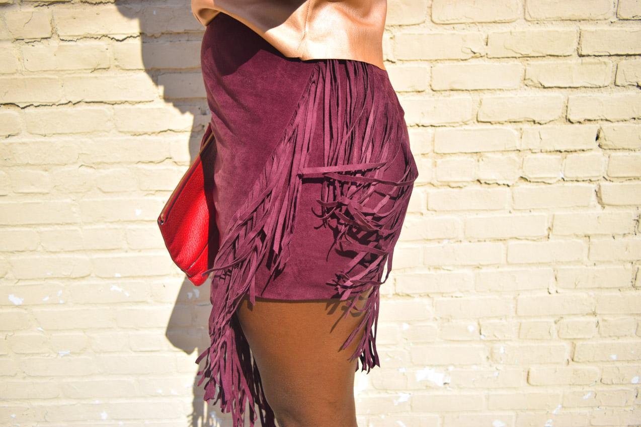 befitting-style-oyinkan-wearing-fringe-skirt-v-neck-top-nyfw-14