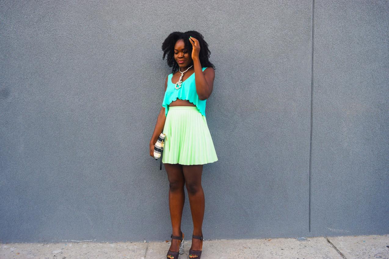 befitting-style-oyinkan-wearing-mint-green-look-glitter-heels-8