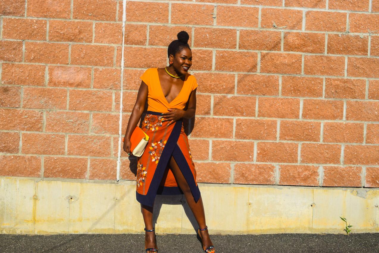 befitting-style-oyinkan-wearing-wrap-skirt-bodysuit-nyfw-3