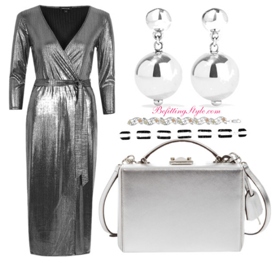 befitting-style-weeklly-steals-silver-blak-white-wrap-dresses