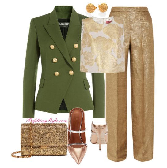 befitting-style-olive-blazer-gold-pants