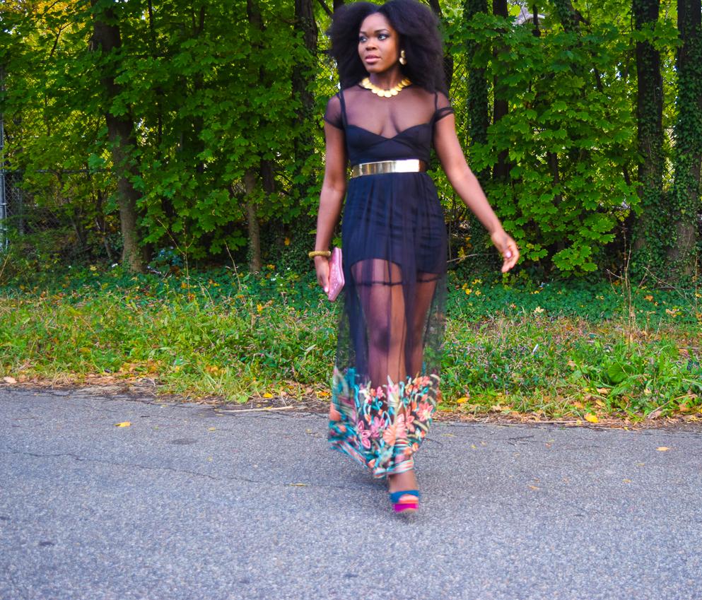befitting-style-oyinkan-wearing-black-mesh-dress-color-hem-line-14