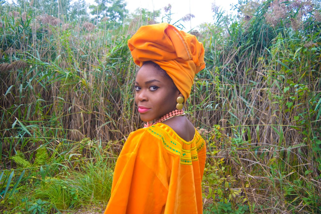 befitting-style-oyinkan-wearing-golden-yellow-kaftan-nigerian-independence-12