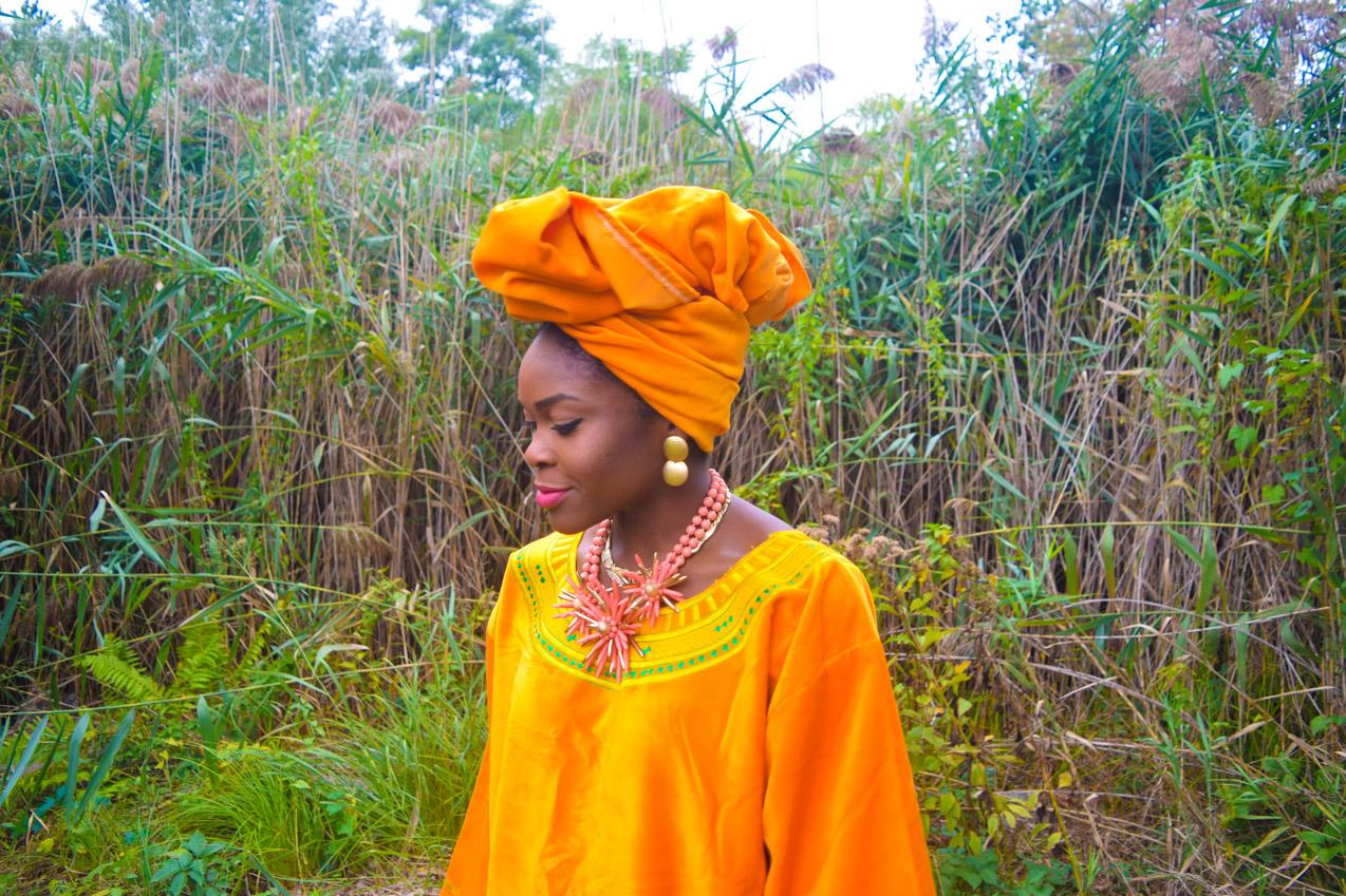 befitting-style-oyinkan-wearing-golden-yellow-kaftan-nigerian-independence-15