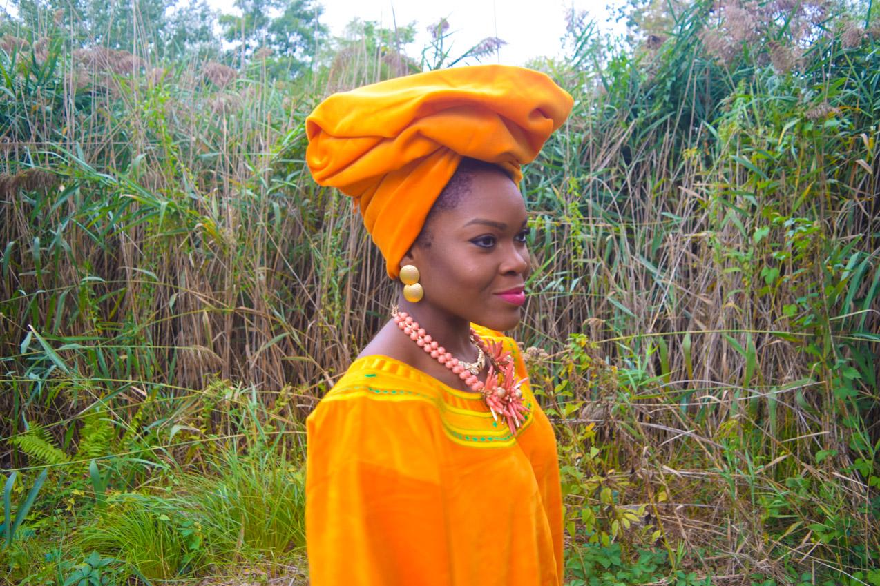 befitting-style-oyinkan-wearing-golden-yellow-kaftan-nigerian-independence-16