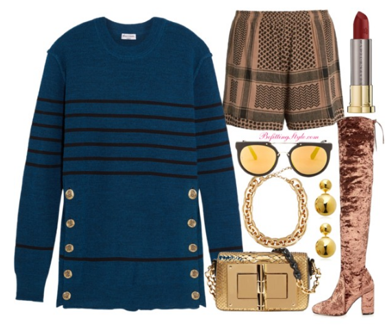 befitting-style-sweater-weather-5-navy-blue-stripe-gold-accesories