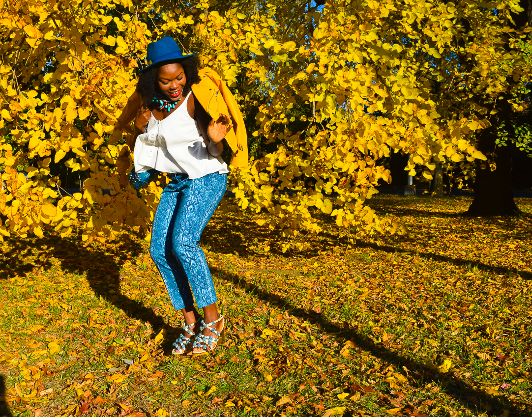 befitting-style-oyinkan-wearing-yellow-leather-jacket-blue-pants-10