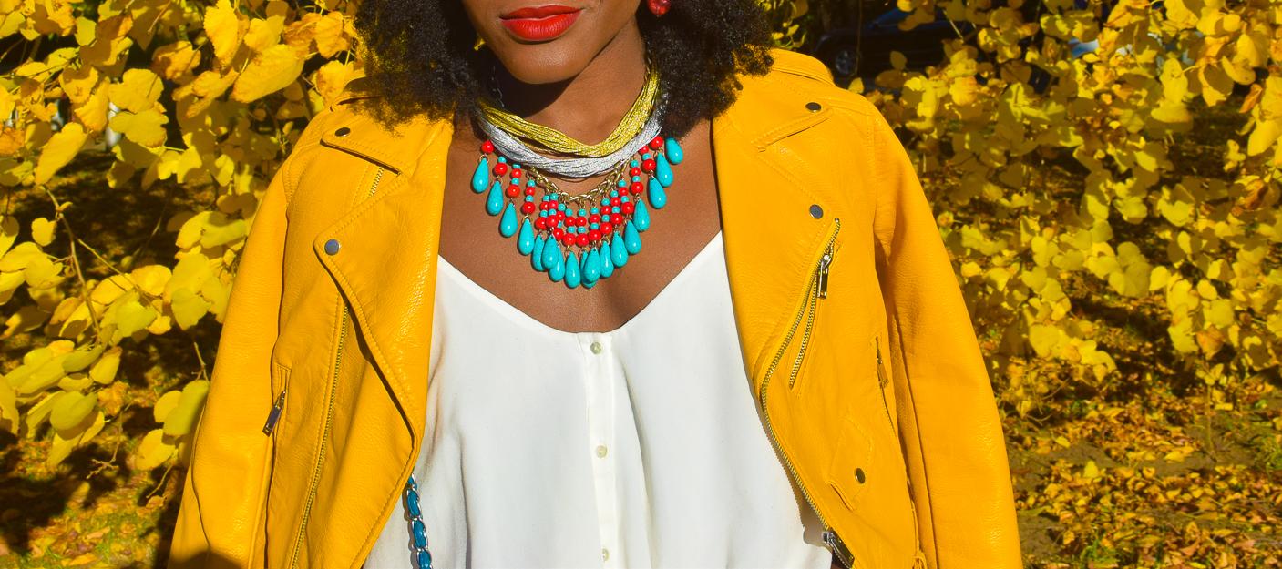 befitting-style-oyinkan-wearing-yellow-leather-jacket-blue-pants-23