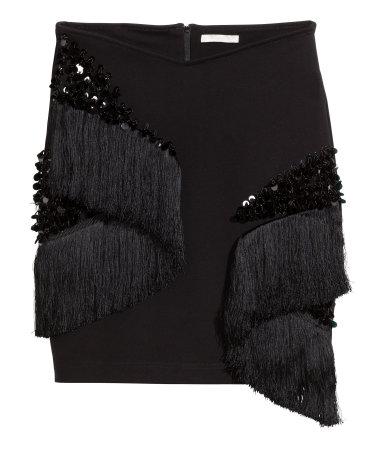 fringe-skirt