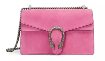 Befitting Style Befitting Picks Suede Bag Perfect For V-day Gucci Dionysus Suede Shoulder Bag