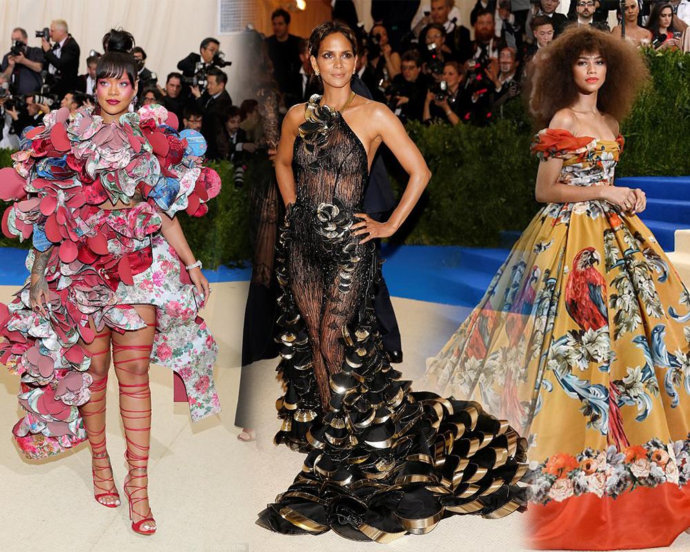 Befitting Style Met Gala 2017 Favorites Belle of the Ball