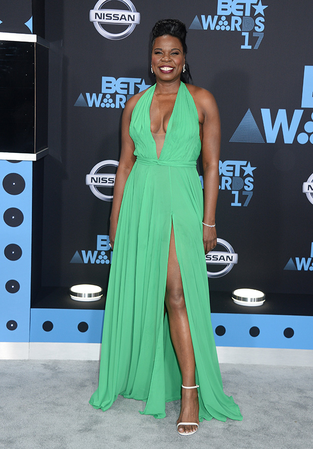 Leslie Jones BET Awards 2017