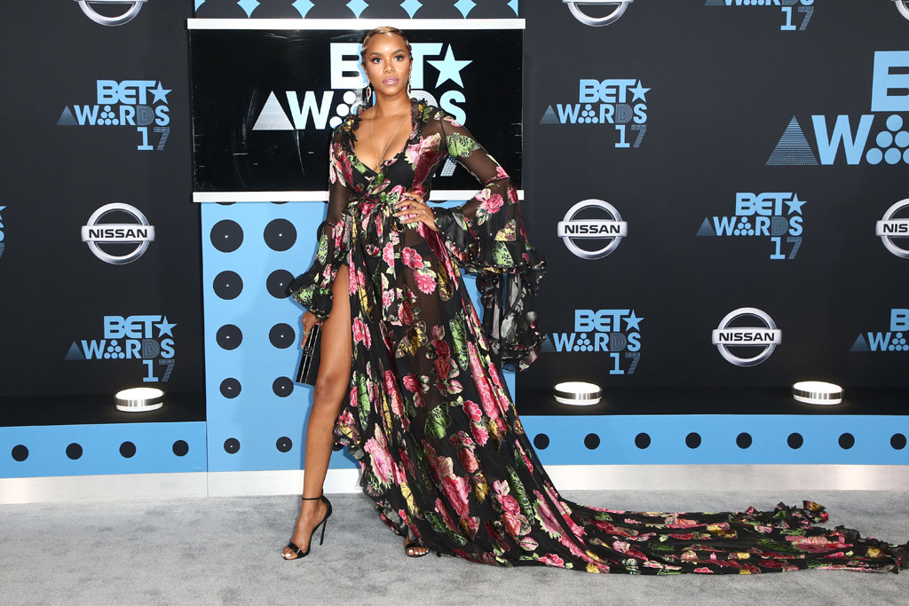 Letoya Luckett BET Awards 2017