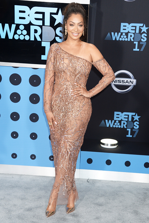 Lala Anthony BET Awards 2017