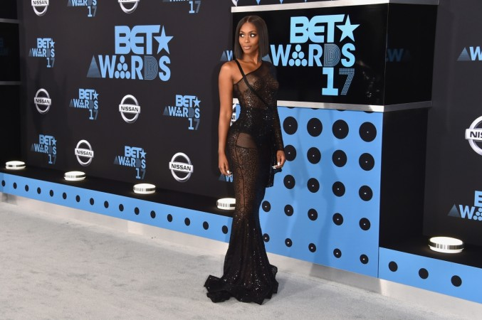 Nafessa Williams BET Awards 2017