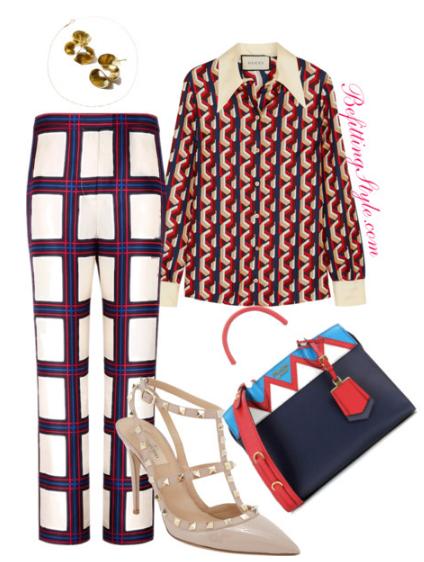 Befitting Style - 3 Ways To Wear Plaid To Work