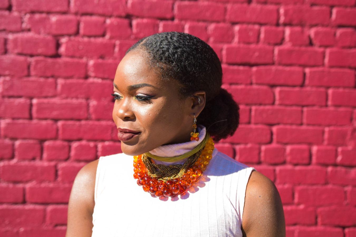 Happy Fall! | Sleeveless Turtleneck Dress | Befitting Style
