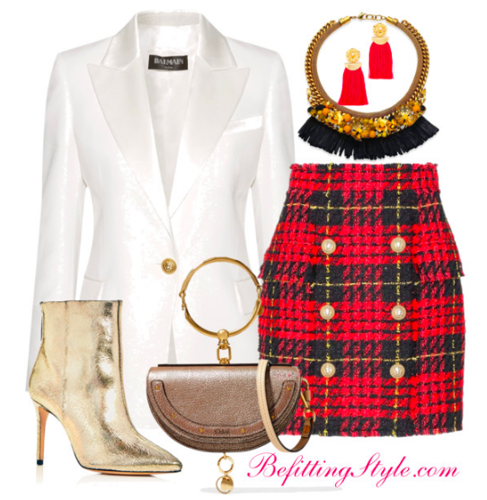 Befitting Style Wear White After Labor Day 1