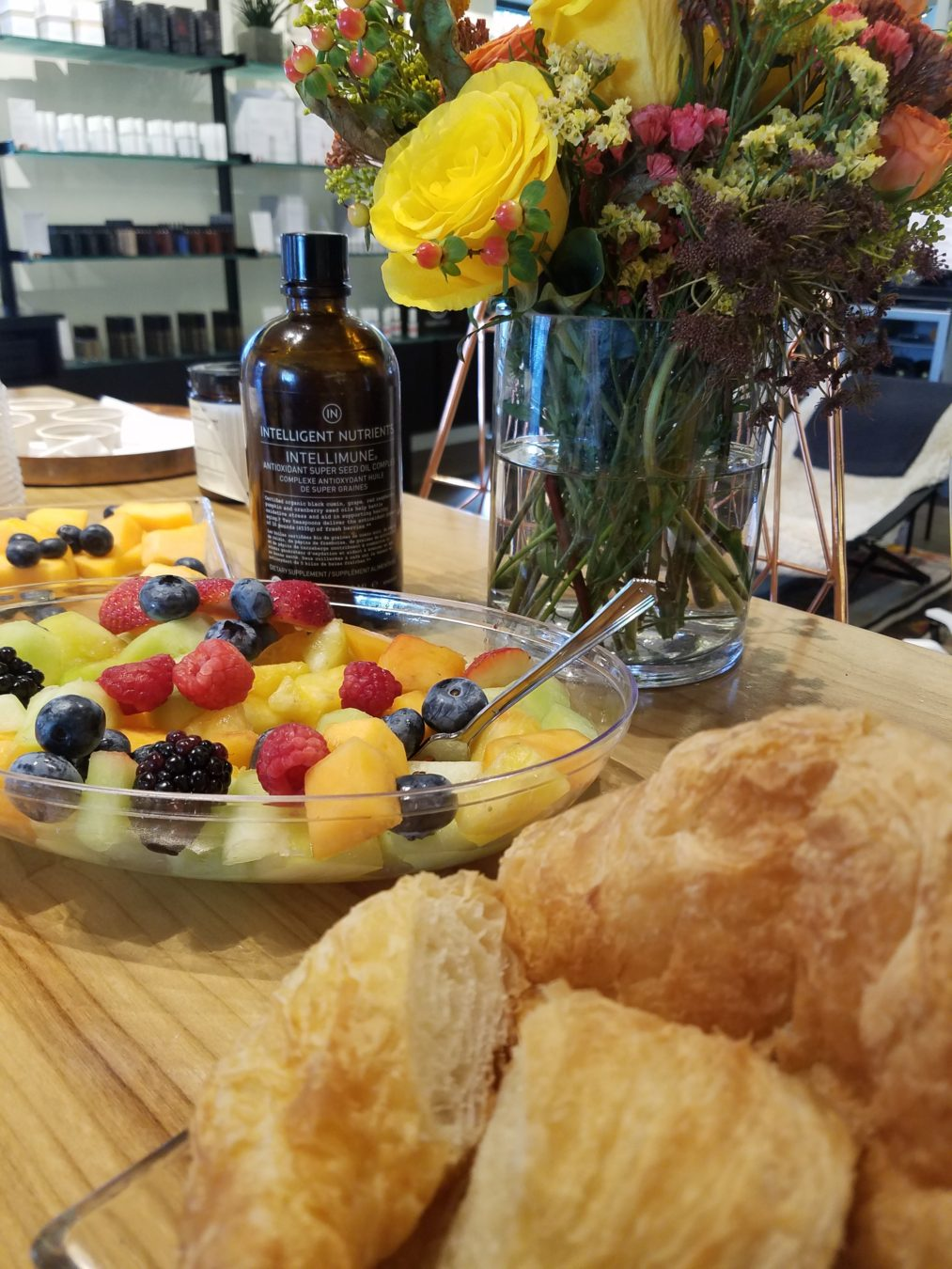 Breakfast With Intelligent Nutrients | Brighten Fall