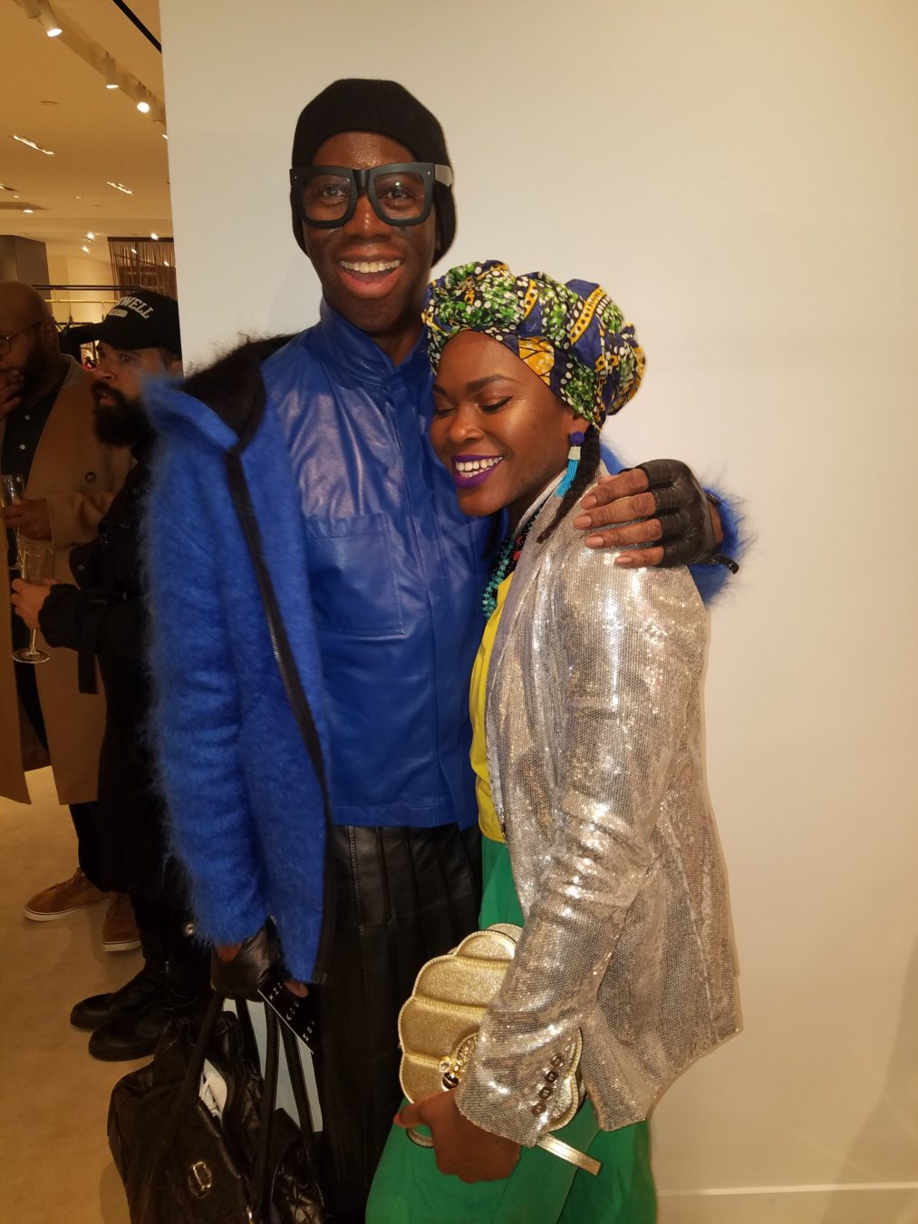 The Launch of How To Slay by Constance White | NYFW | Miss J Alexander