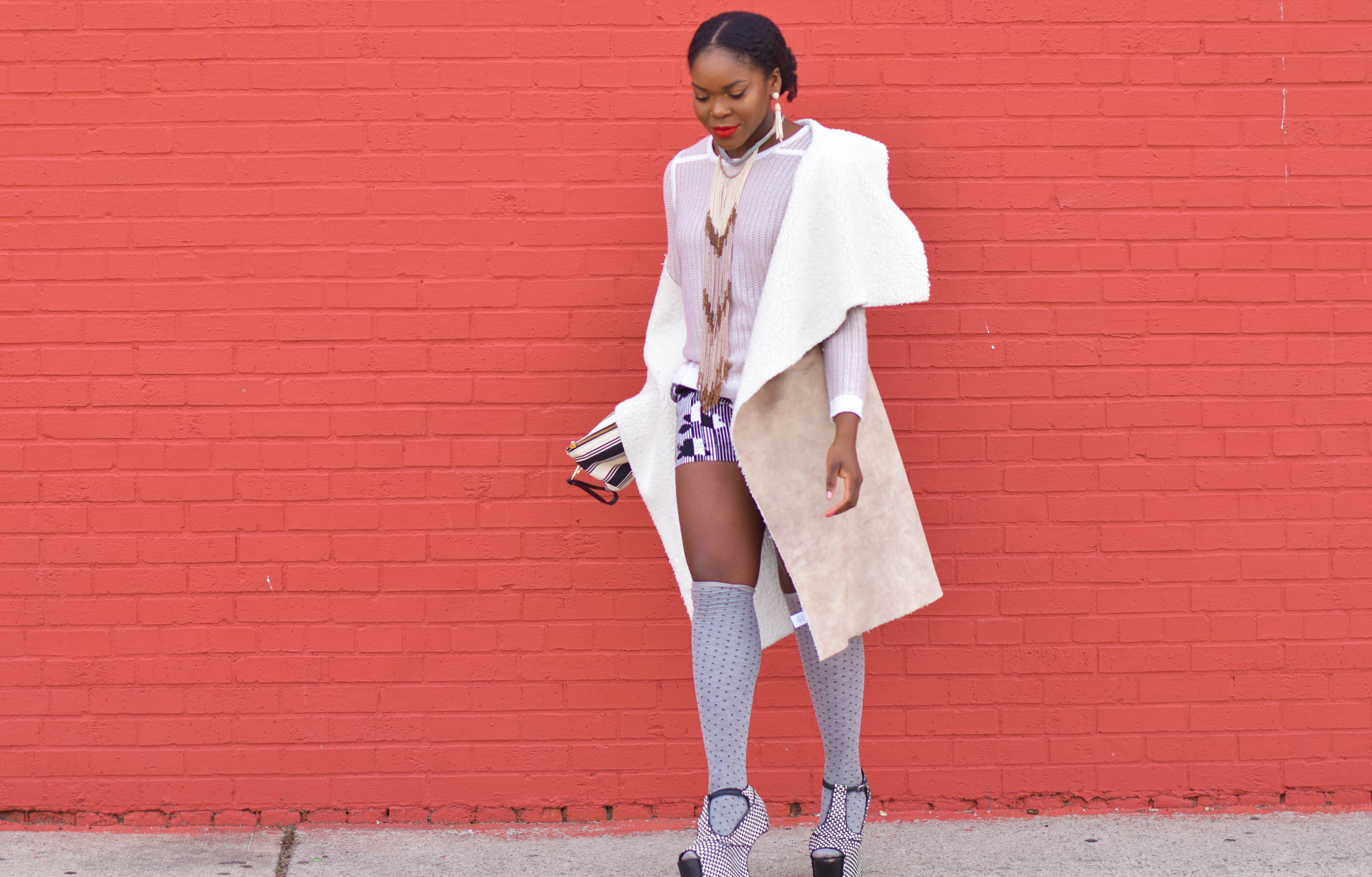 New Love For Shearling | NYFW FW18