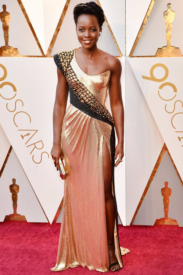 Oscars 2018 Best Dressed Lupita Nyongo
