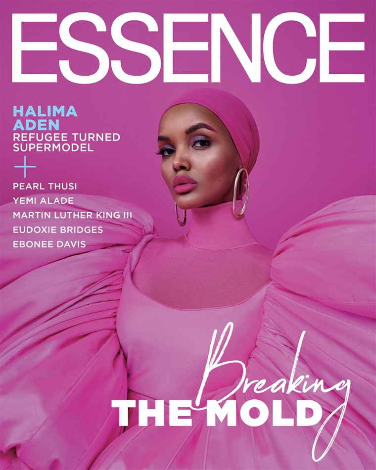 8 Black Owned Fashion Magazines To Support - Essence Mag Halima Aden